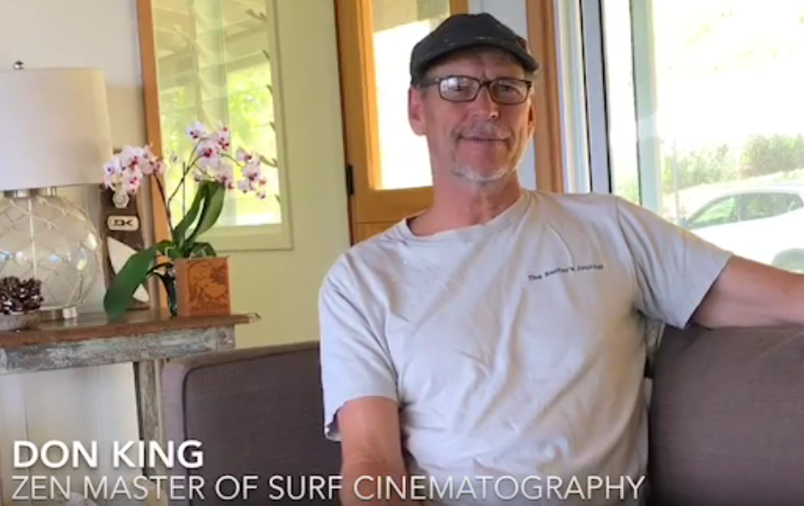 ALOHA Inspiration interview: Surf and Ocean Photographer Don King