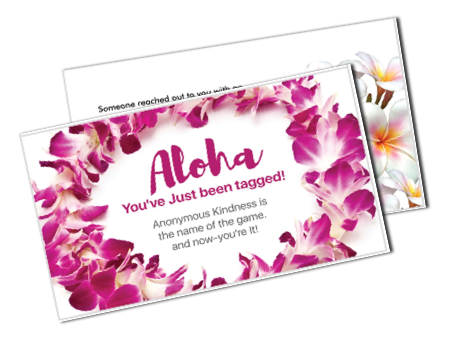 Aloha, You're It! -  FREE Download