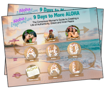 """9 Days to More ALOHA"""