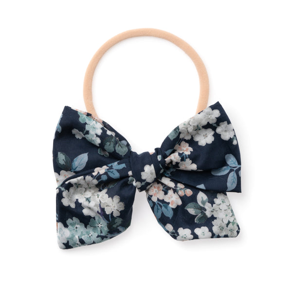 NAVY FLORAL | MARY JANE
