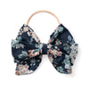 NAVY FLORAL | DOUBLE DUTCH