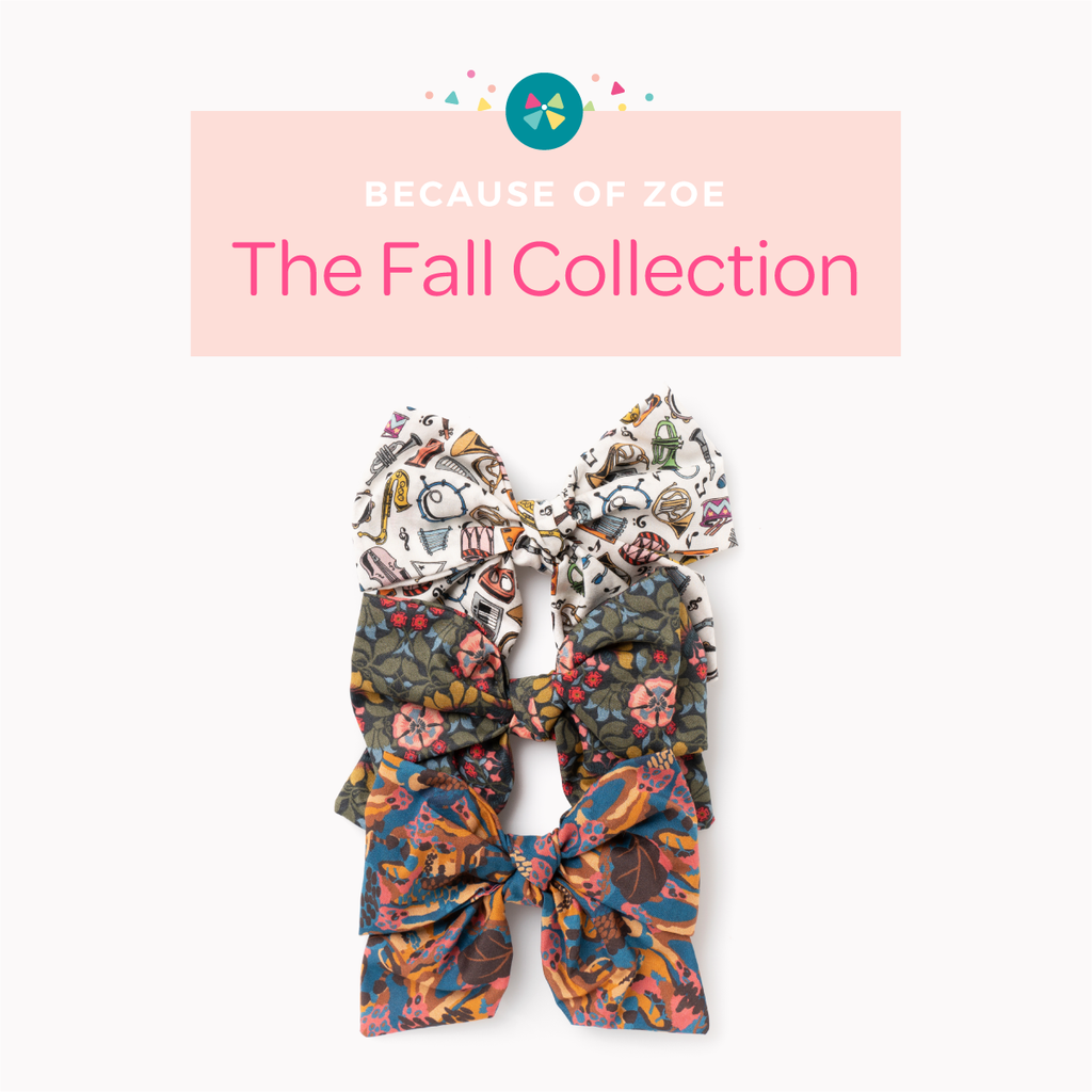 FALL PRINT SET OF 3 | MARY JANE