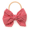 RED GINGHAM | DOUBLE DUTCH