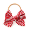 RED GINGHAM | MARY JANE