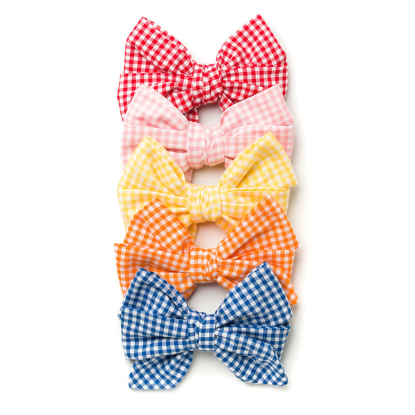 GINGHAM BUNDLE | DOUBLE DUTCH