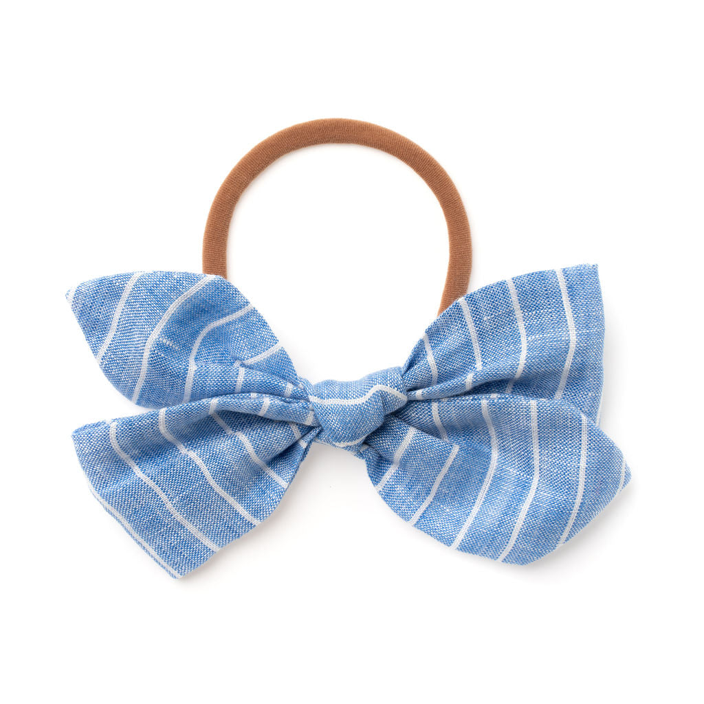 CHAMBRAY STRIPE CAROUSEL