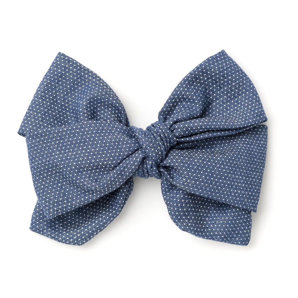 POLKA DOT CHAMBRAY | DOUBLE DUTCH
