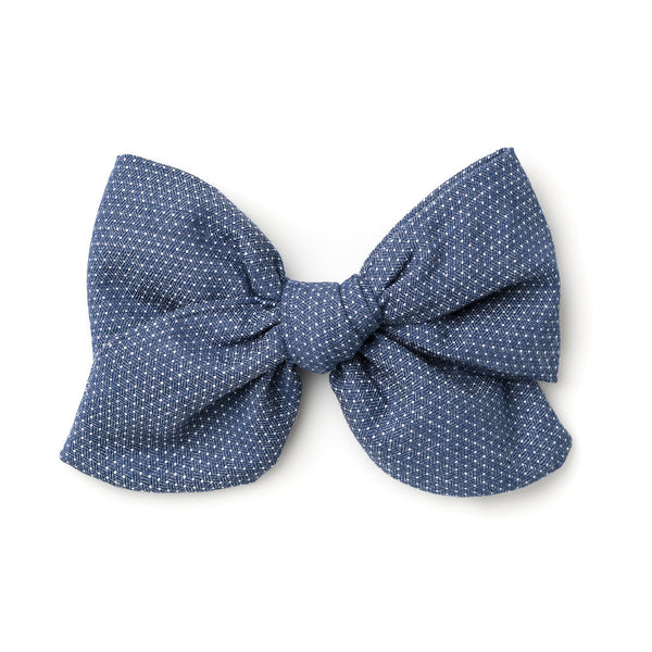 CHAMBRAY POLKA DOT| MARY JANE