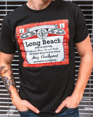 King of Beaches Tee