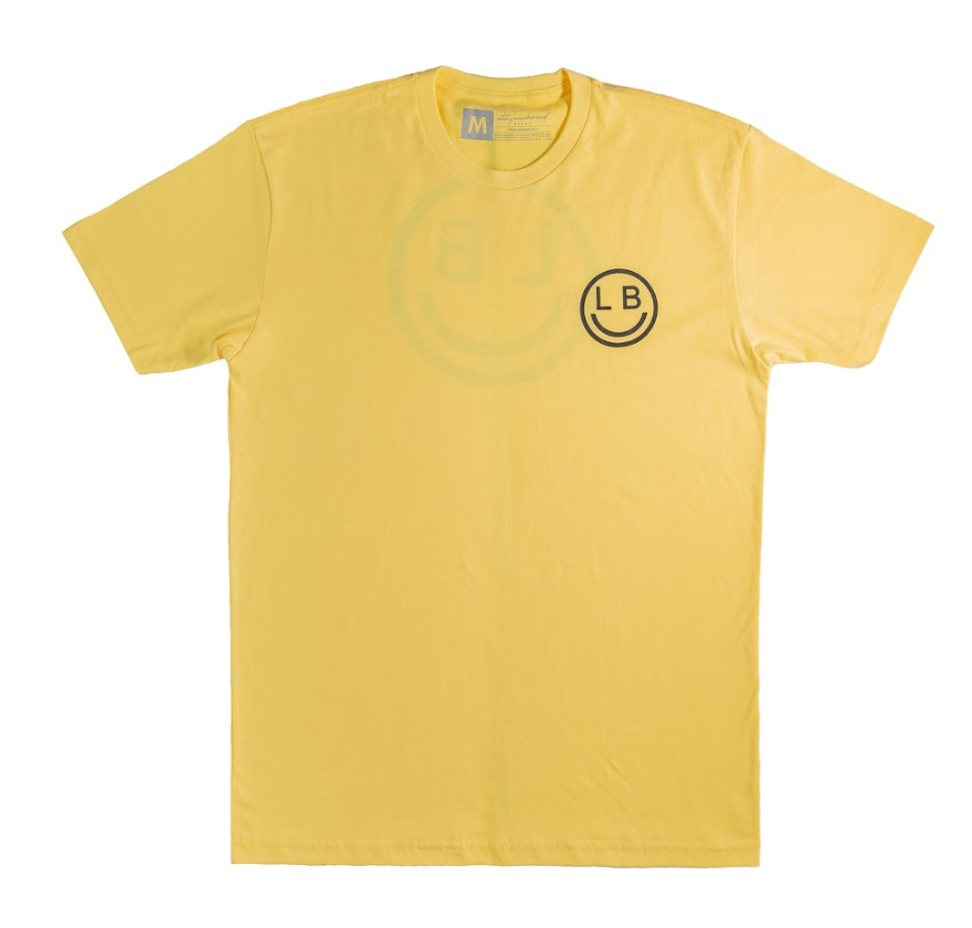 Stay Happy Tee