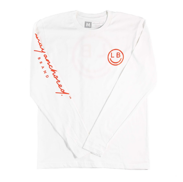 Stay Happy Long Sleeve