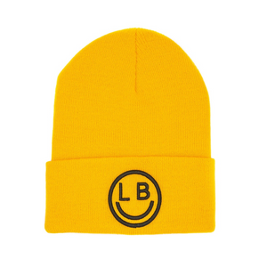 Stay Happy Beanie