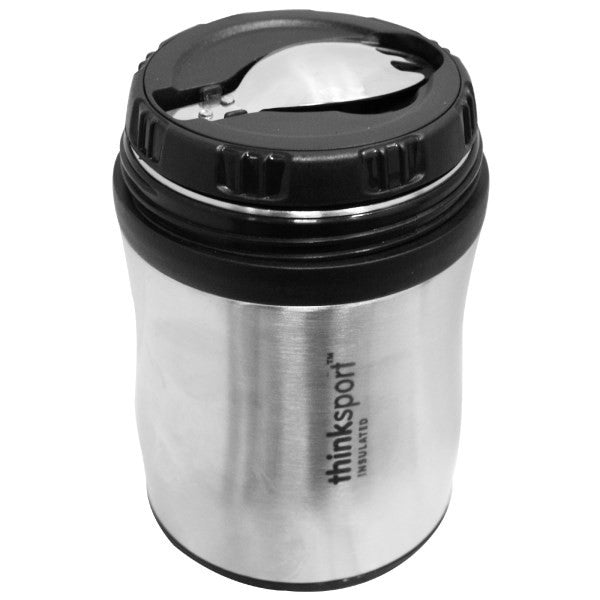 Thinksport GO4TH Insulated Food Container with spork Wonderful and