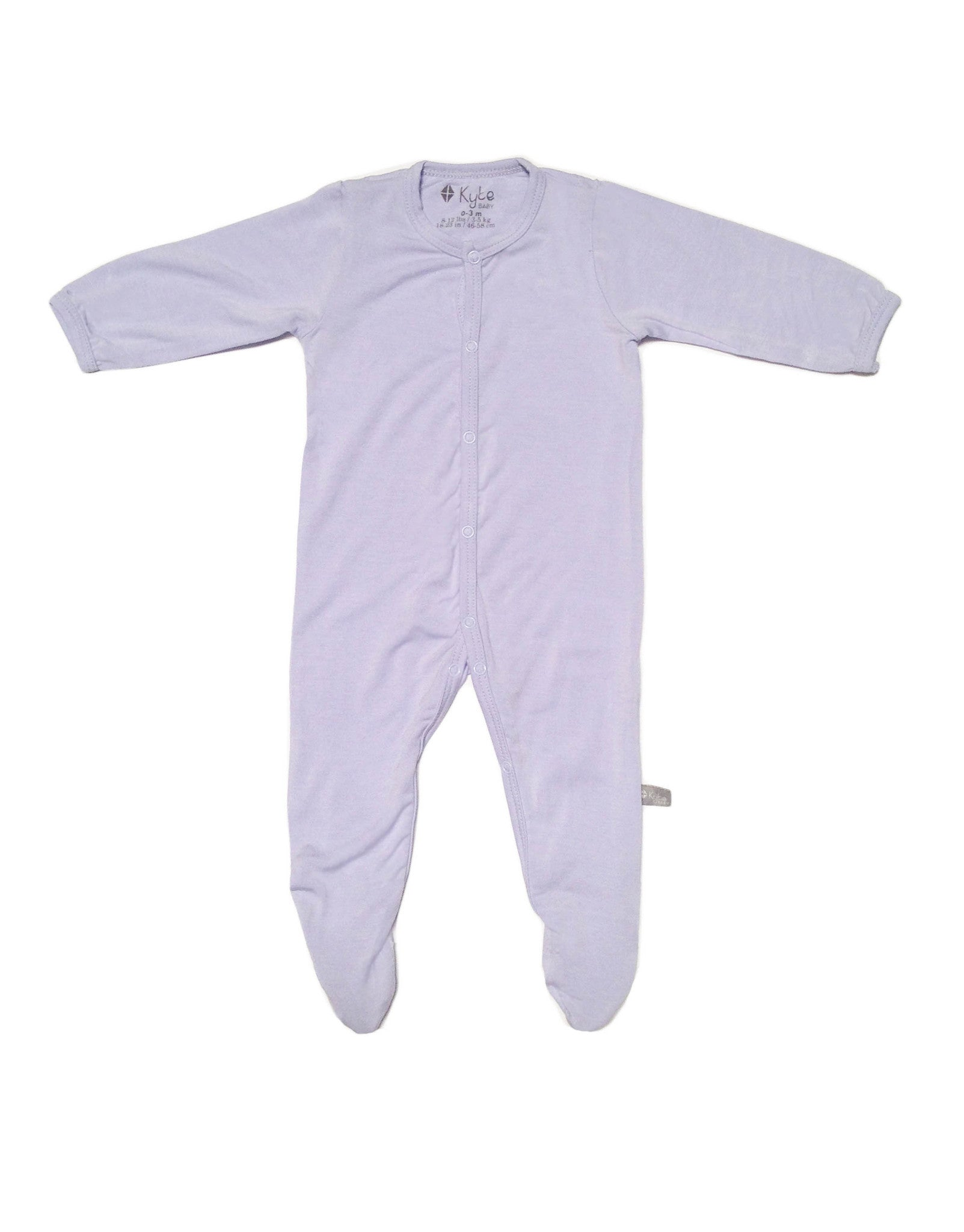 Kyte BABY Bundlers - Baby Sleeper Gowns Made of Soft Organic Bamboo ...