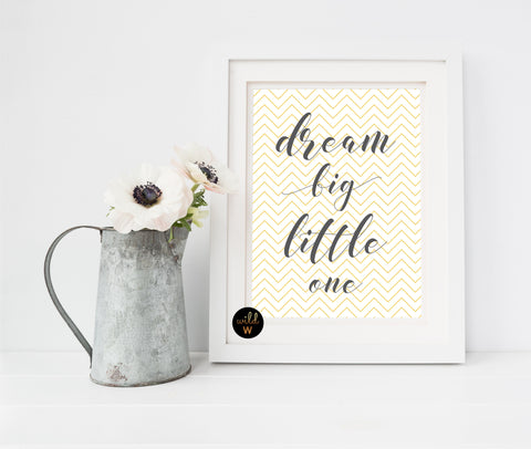 FREE Product - Dream Big Little One 2