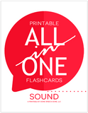 All in One Flashcard Set