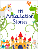 111 Articulation Stories