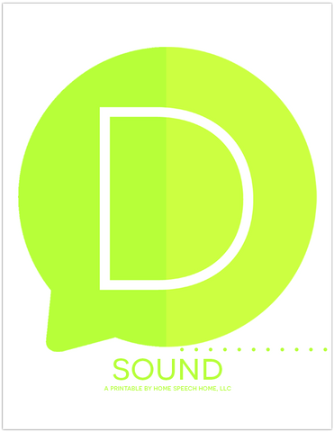 D Sound Flashcards