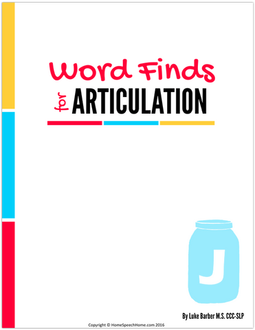 J Word Search