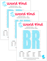 Complete Word Search