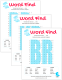 R & R Blend Word Search