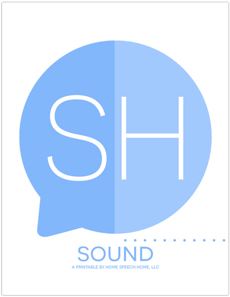 SH Sound Flashcards
