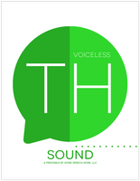 Voiceless TH Sound Flashcards