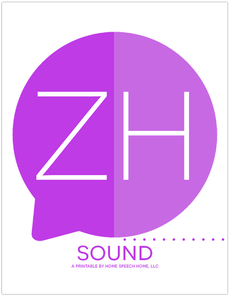 ZH Sound Flashcards
