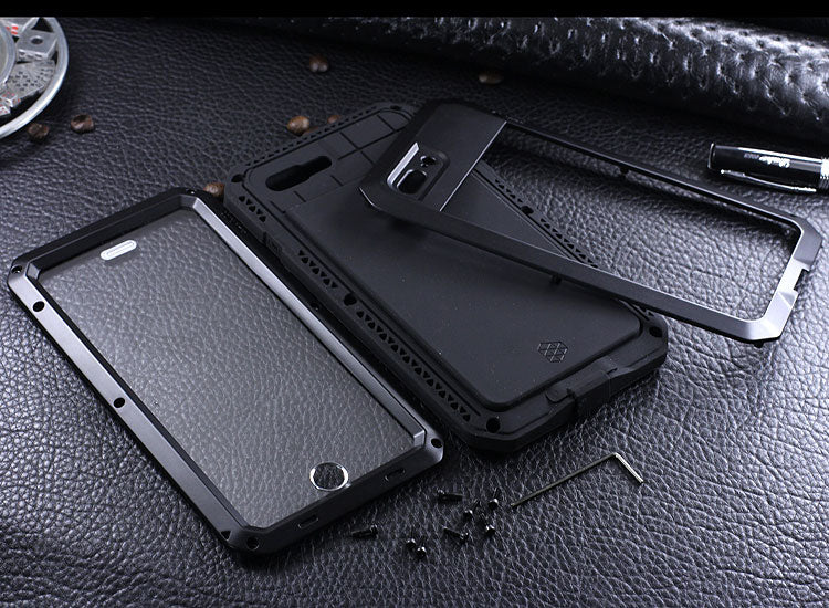 R-Just Extreme Premium Protection System Aluminum Heavy Duty Metal Case