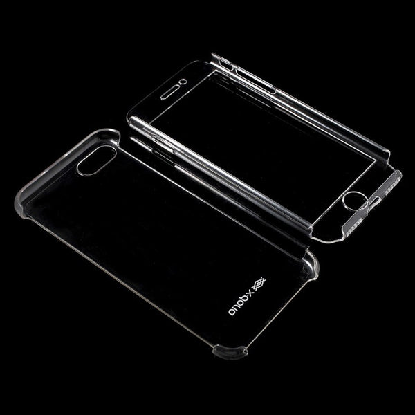 X-Doria Defense Glass 360 Full Coverage Clear PC Case Cover for Apple iPhone 7 Plus