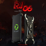 R-Just Soul Calibur Blade Master Ring Holder Shockproof Aerospace Aluminum Metal Shell Case Cover