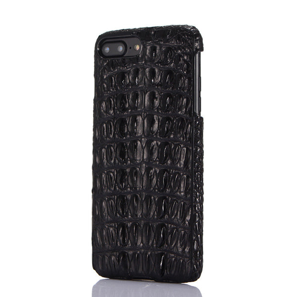 i-idea Handmade Luxury Genuine Real Crocodile Skin Leather Case Cover