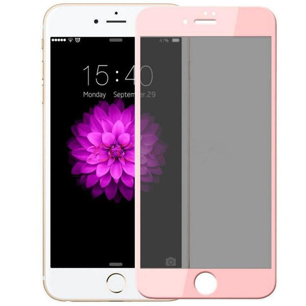 Armor King Full Coverage Anti Glare Anti-Spy 9H Hardness Tempered Glass Privacy Screen Protector