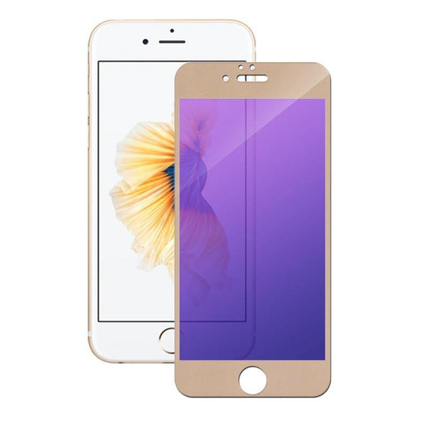 Armor King Full Screen Purple-Light Eye-Protected Tempered Glass Protector Film