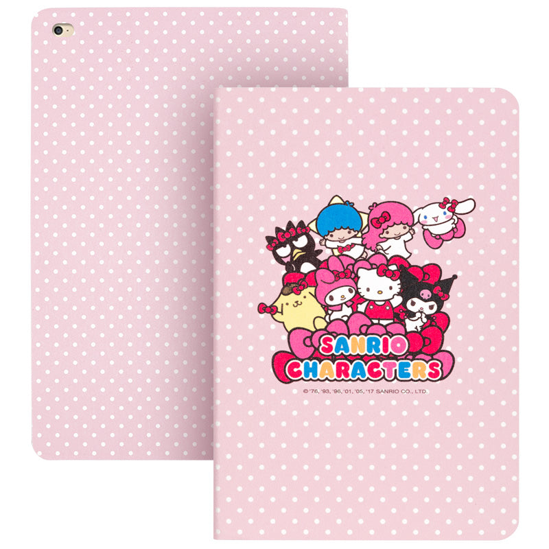 UKA Hello Kitty Auto Sleep Folio Stand Leather Case Cover for Apple iPad Air 2