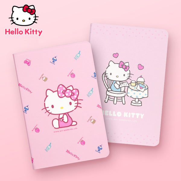 UKA Hello Kitty Auto Sleep Folio Stand Leather Case Cover for Apple iPad Pro 12.9-inch