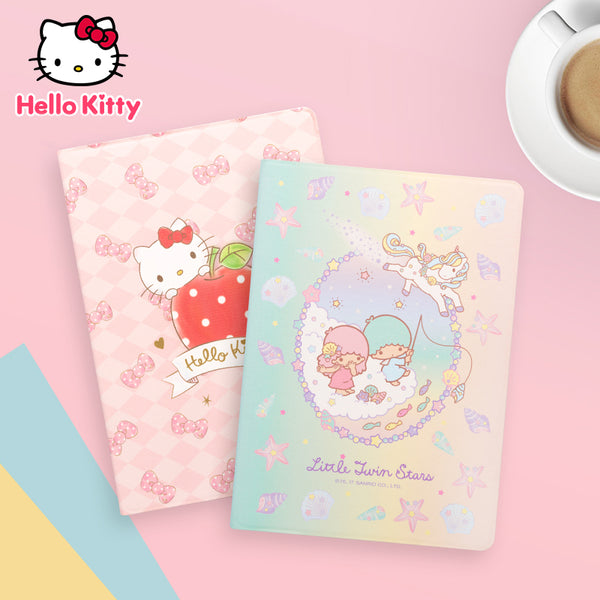 UKA Hello Kitty Auto Sleep Folio Stand Leather Case Cover for Apple iPad mini 3/2/1