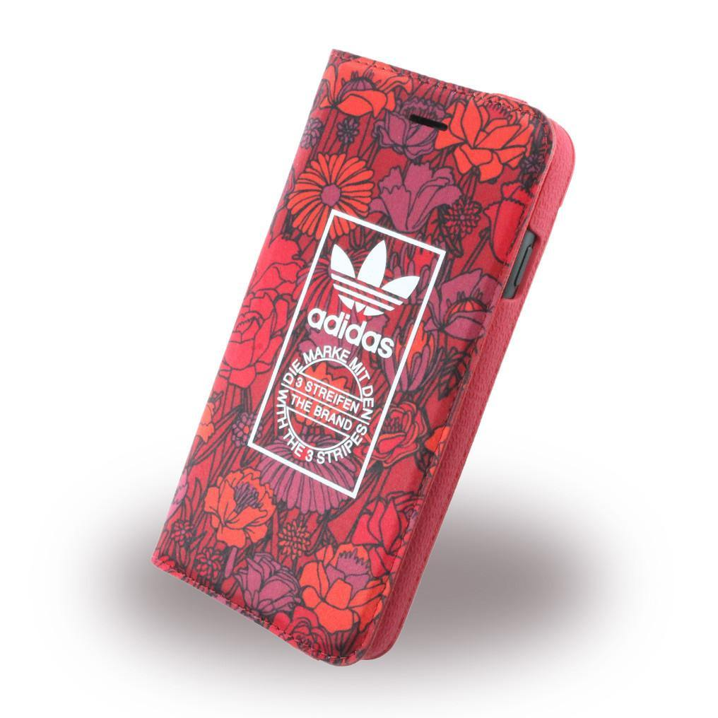 adidas Originals Booklet Bohemian Folio Leather Case Cover for Apple iPhone