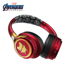 Marvel Avengers Endgame Stereo Over Ear Sports Wireless Bluetooth Headset