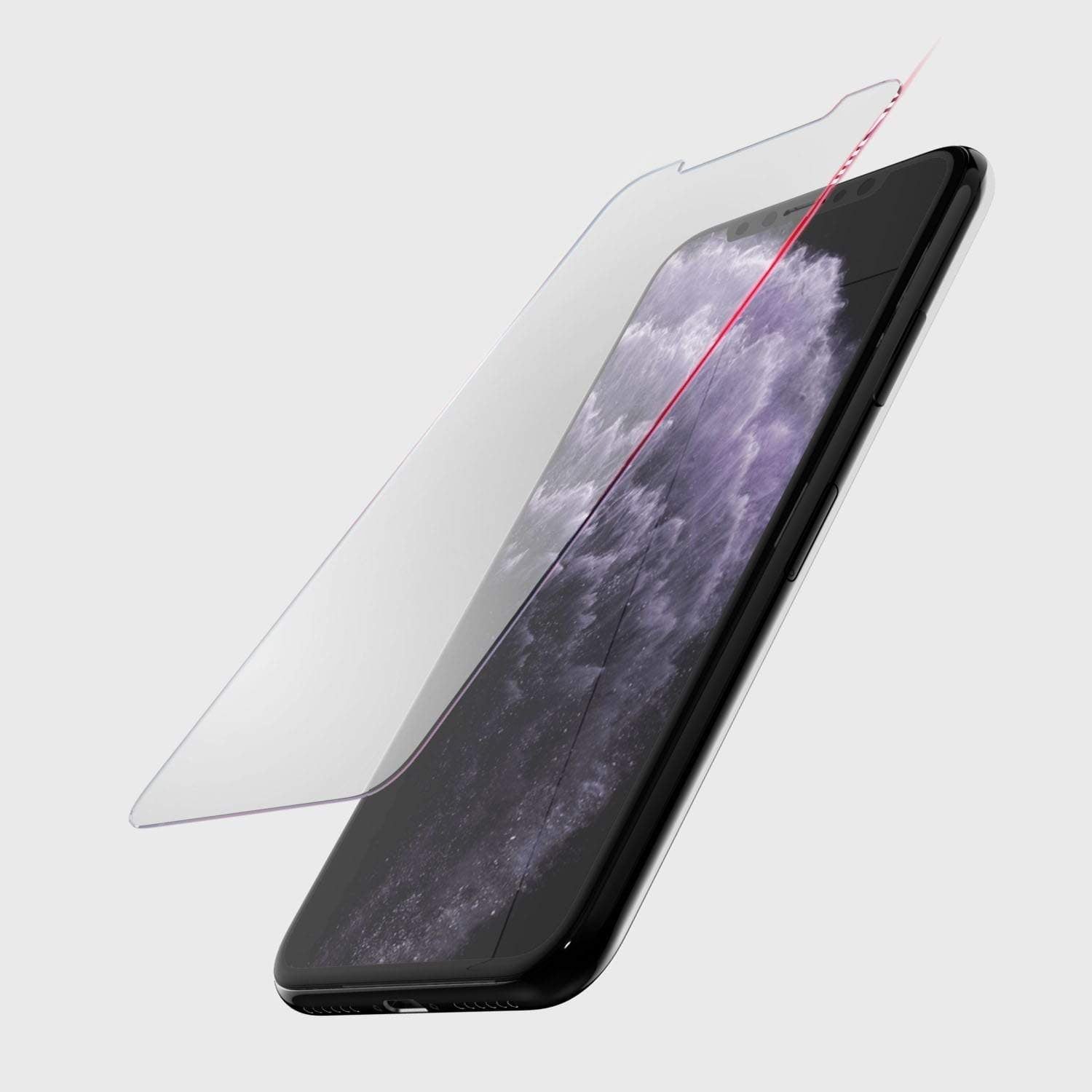 X-Doria Defense Glass / Edge to Edge / Privacy Ultra Hard Corning Glass Screen Protector