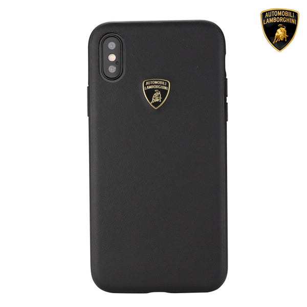 Automobili Lamborghini Diablo-D5 Genuine Leather Hard Case Cover