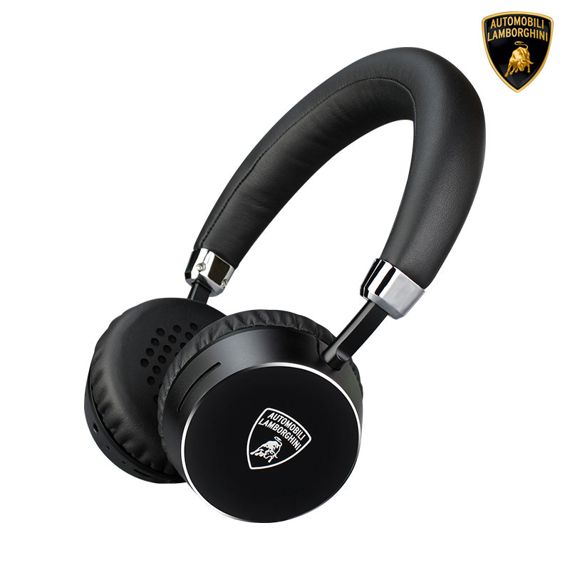 Automobili Lamborghini Diablo NW01 On-Ear Headphones Wireless Bluetooth Headset