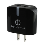 iMOBO Dual USB Port Charger Travel Adapter - Armor King Case