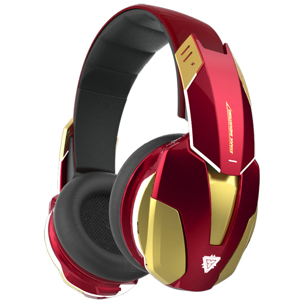 E-3LUE EBT910 Marvel Iron Man 3 NFC Wireless Bluetooth Headset