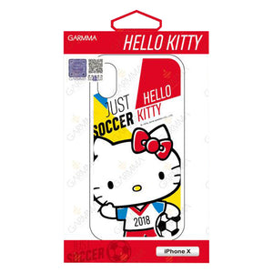 GARMMA Hello Kitty 2018 Soccer Air Cushion Soft Back Case Cover