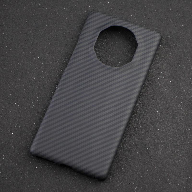 Oatsbasf Luxury Pure Kevlar Carbon Fiber Case for Porsche Design Huawei Mate 40 RS