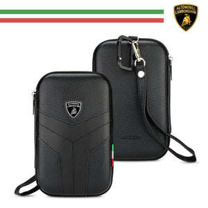 Automobili Lamborghini Huracan D7 Universal Travel Storage Case for Small Electronics & Accessories