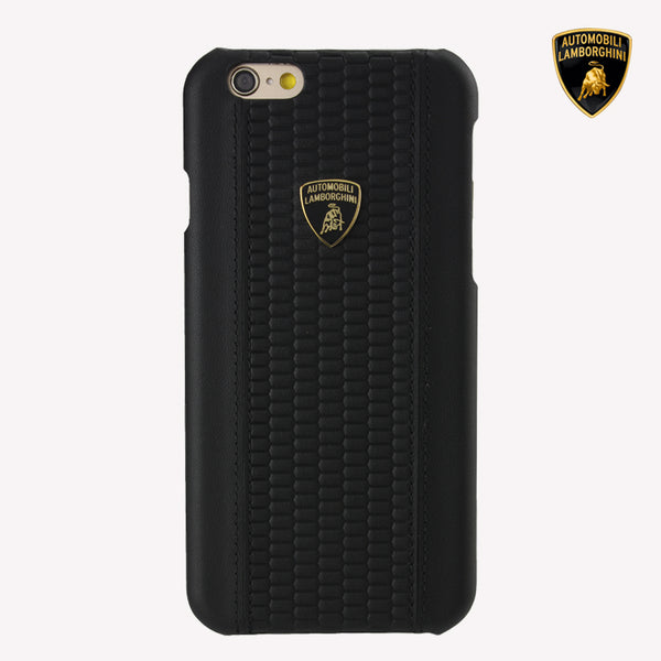 Automobili Lamborghini Huracan D2 Genuine Leather Back Case