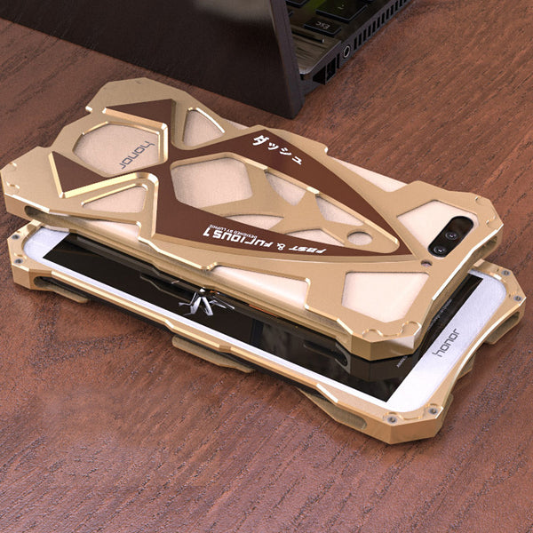 Luphie Roadster Sports Car Luxury Aluminum Metal Case Cover