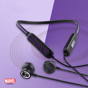 Hobby Box Marvel Avengers MHS609 Stereo Neckband Sports Wireless Bluetooth Headset